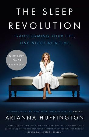 We are in the midst of a sleep deprivation crisis, writes Arianna Huffington, the co-founder and editor in chief of The Huffington Post. And this has profound consequences – on our health, our job...