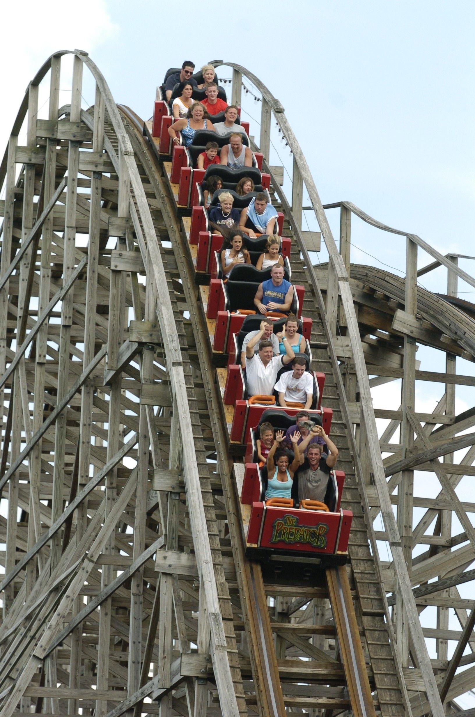 Darien Lake Amusement Park Home Darien Lake Amusement Park Rides Roller Coaster