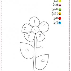 nature unit for kids arabic bundle art. Black Bedroom Furniture Sets. Home Design Ideas