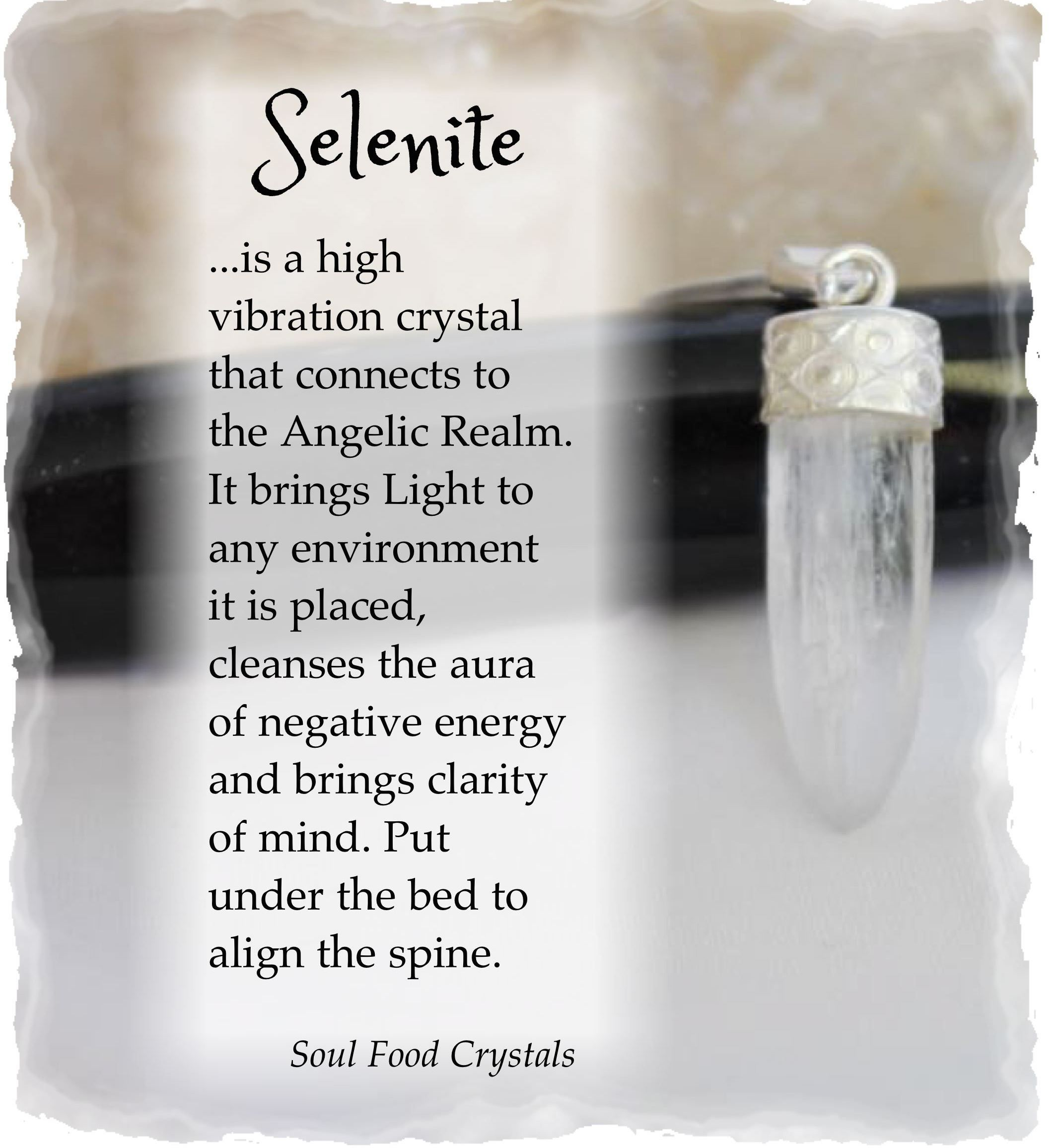 Angelic Selenite Crystals Pinterest Crystals, Stone