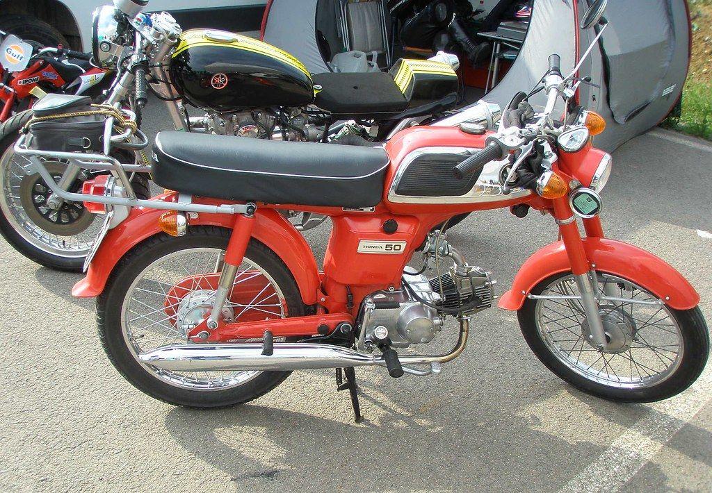 Honda CB50 en 2020 (avec images)