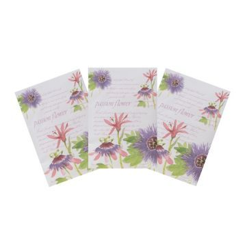 Passion Flower Sachets 3 Pack