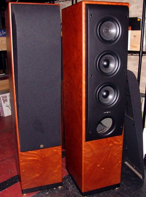 KEF Reference Model 4 | Audio show | Audio speakers