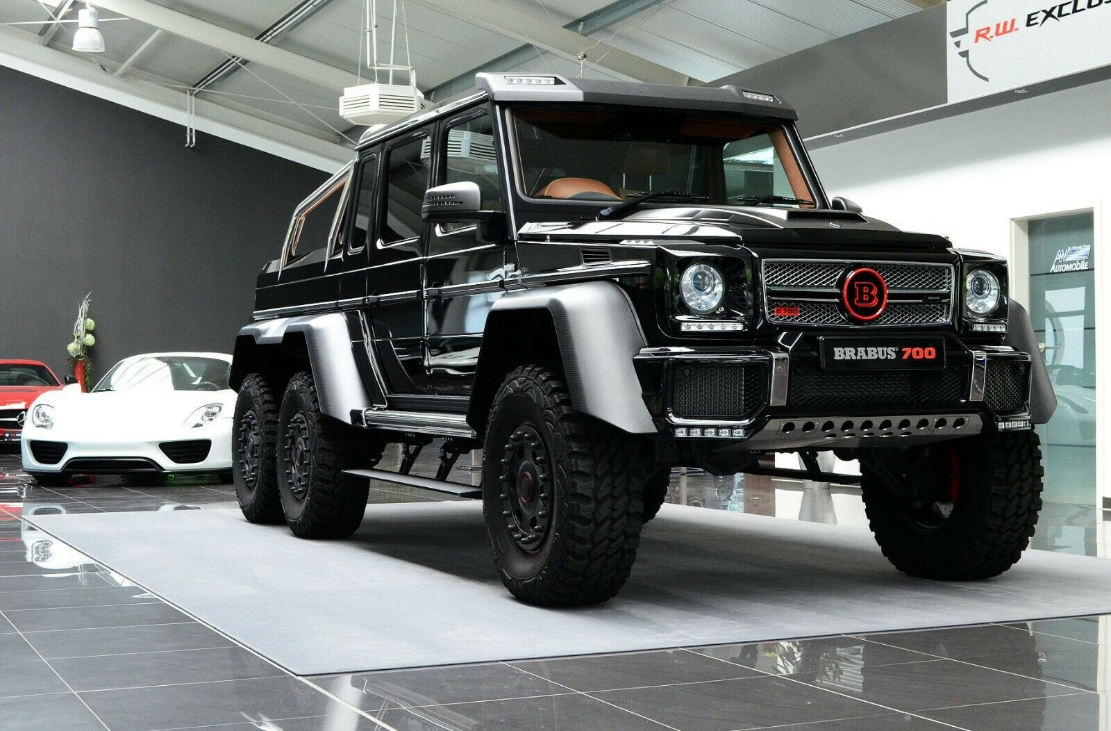 Mercedes 6X6 For Sale >> Mercedes Benz G 63 Amg 6x6 Brabus700 1of15 Luxury Pulse