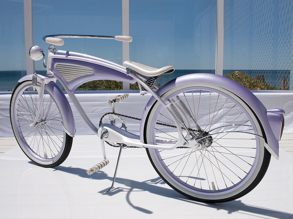 Custom built beach cruiser | Beach Cruisers | Pinterest ... Custom Built Bicycle