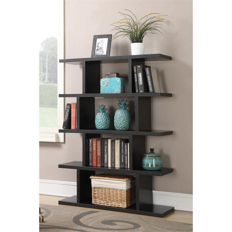 3de0c85d861e05cd47dae3a6dbe15529 - Better Homes Gardens Ashwood Road 5 Shelf Bookcase