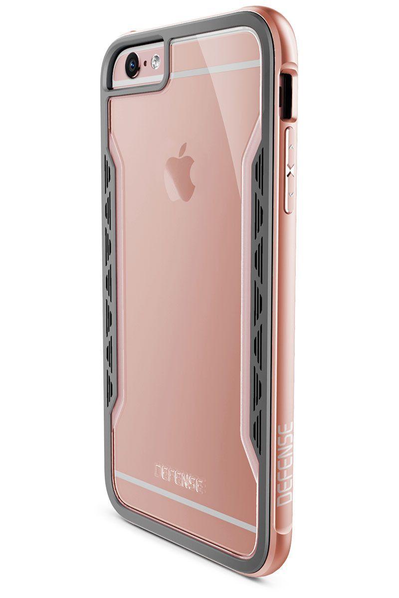 pretty nice 424ff 2568e iPhone 6s Plus / 6 Plus Case Defense Shield (Rose Gold) | Products I ...