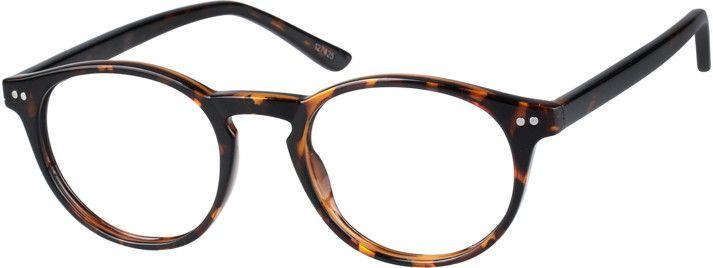11b76b093cf Tortoiseshell Round Eyeglasses 127425  15.95