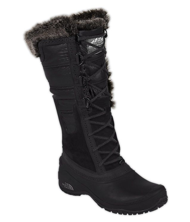 Women S Shellista Iv Tall Boots The North Face Tall Winter Boots Winter Boots Women Boots