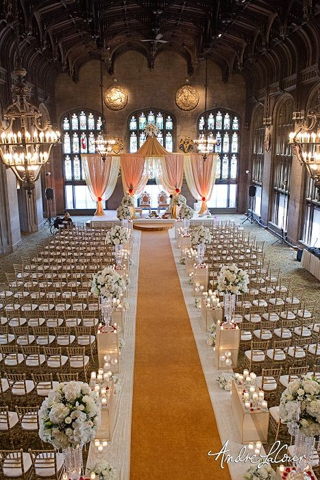 What A Breathtaking Wedding At The University Club Chicago