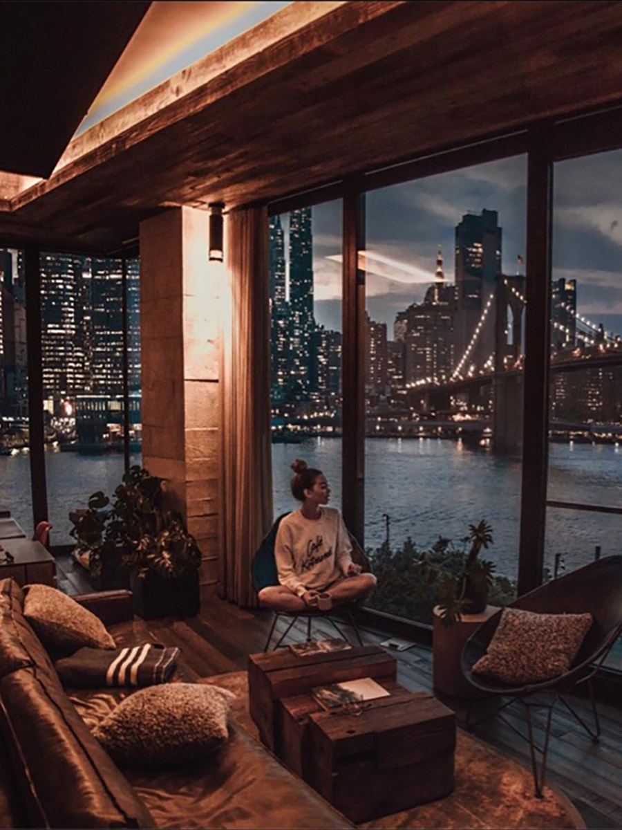 Wanderlust Windows The 20 Best Views In The World New York Bedroom New York City Apartment Apartment View