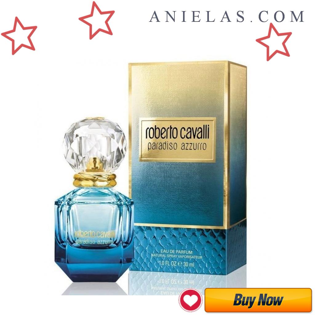 Roberto Cavalli Paradiso Azzurro Eau De Parfum Spray Perfume Eau De Parfum Dolce And Gabbana Perfume