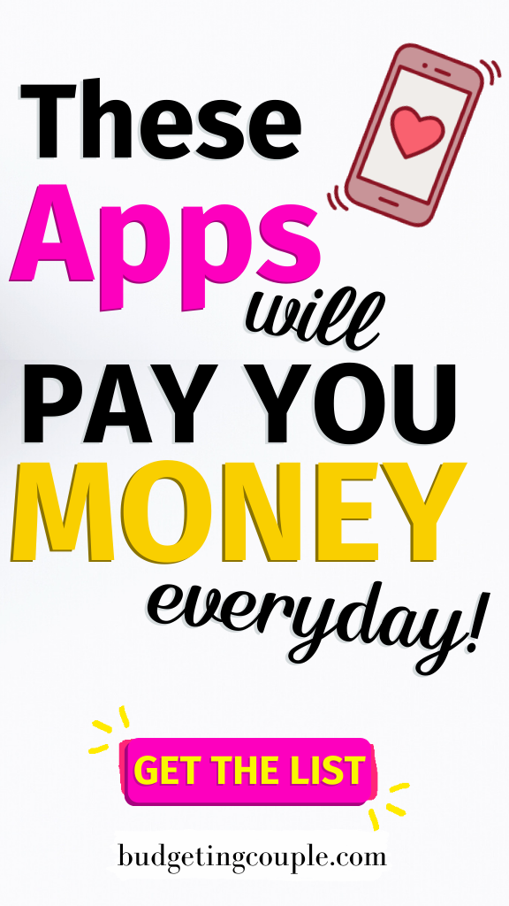 These Apps Will Pay You Money Every Day!