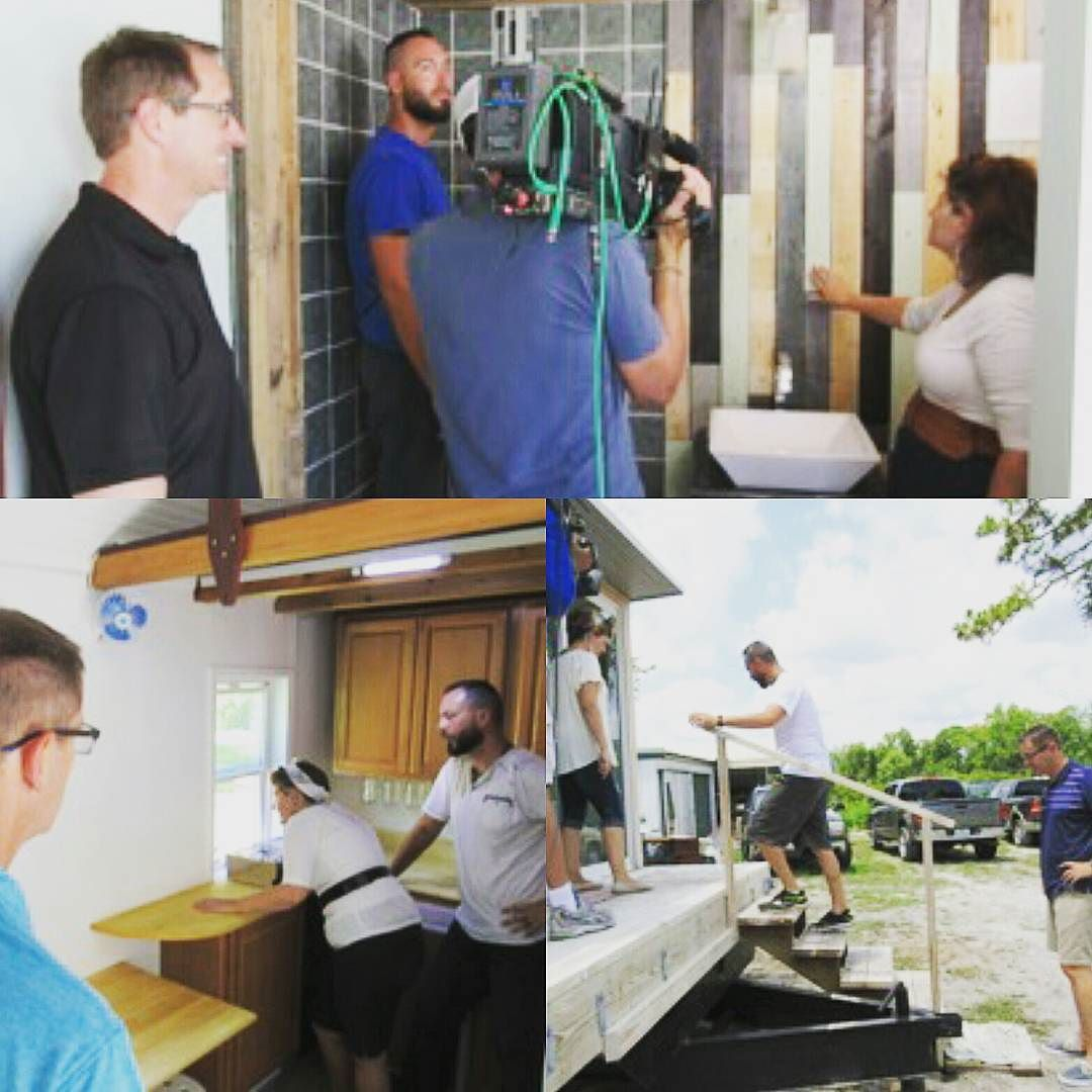 TONIGHT [10PM | 9c @hgtv] on #TinyHouseHunters! Watch as this #Floridian family searches for a #TinyHome that can withstand the harsh #rainy weather!