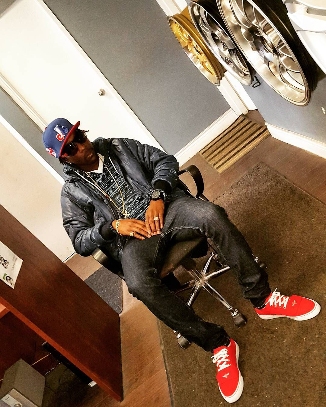 Who am I BADNUHBUMBO  artista bebble ting  badnuhbumbo  mixtape new track   OSAMA chex it peeps dem a Sey it crazy every lane every corner … a2226b45c3