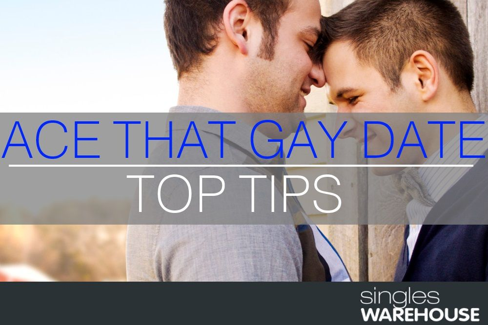 First gay date tips