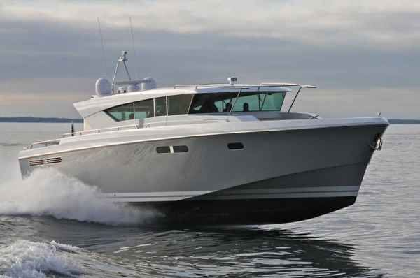 Delta Powerboats brings 54 IPS and 88 IPS to America