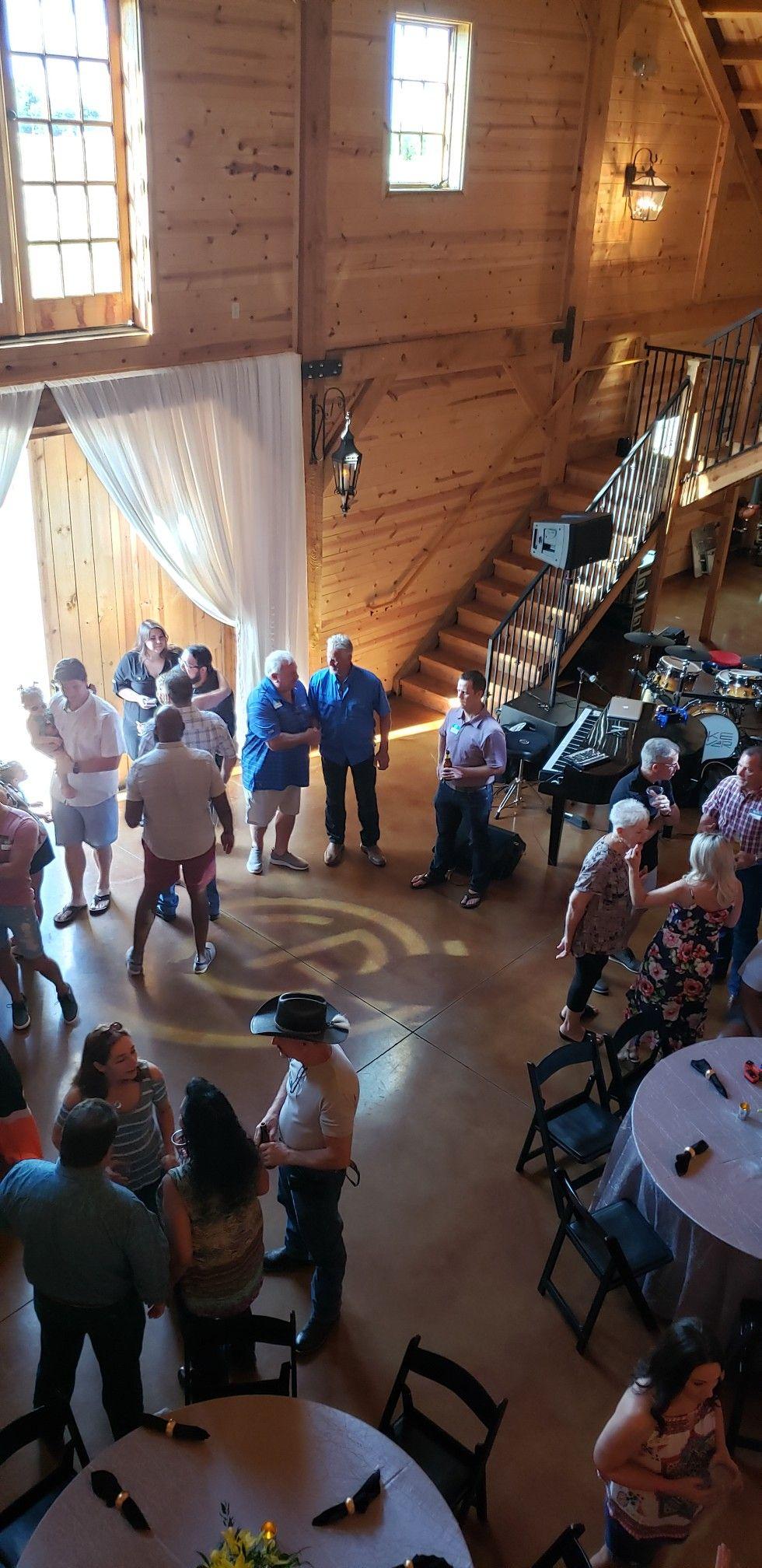 Barn venue McGranahan Barn Oklahoma venues Barn venue