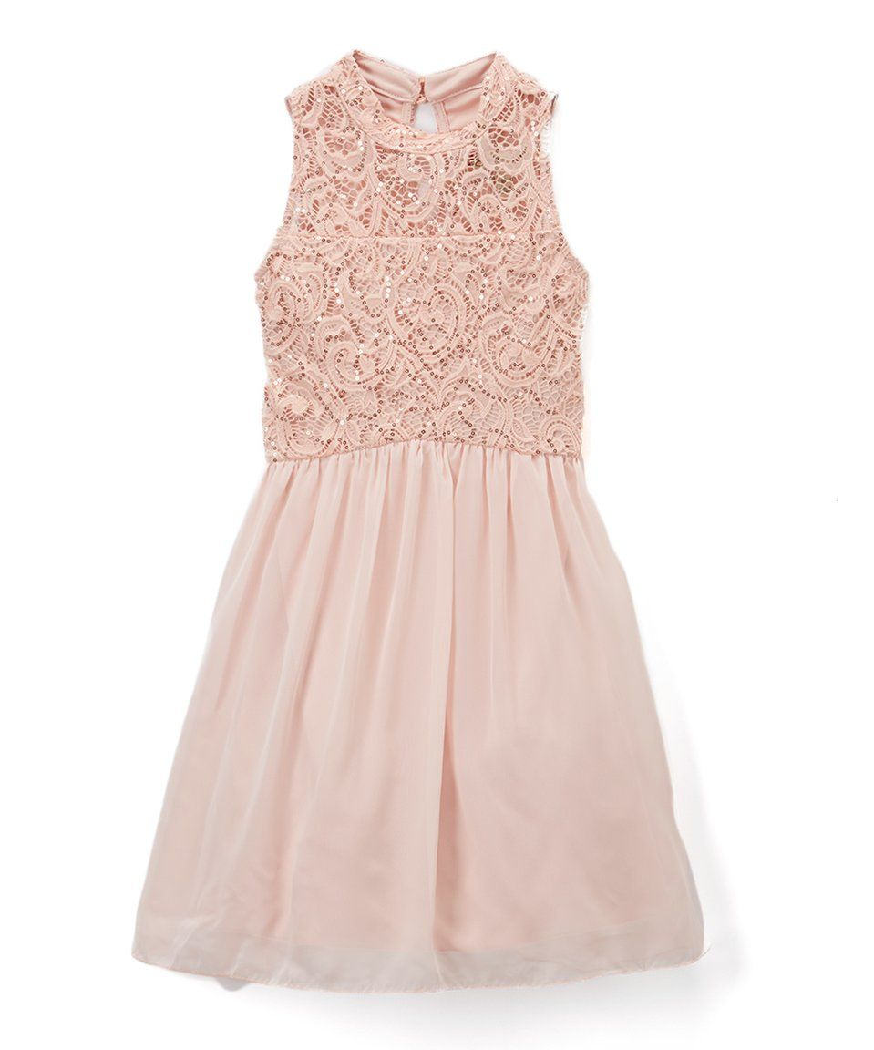 Take a look at this pink lace dress girls today mackenzieus