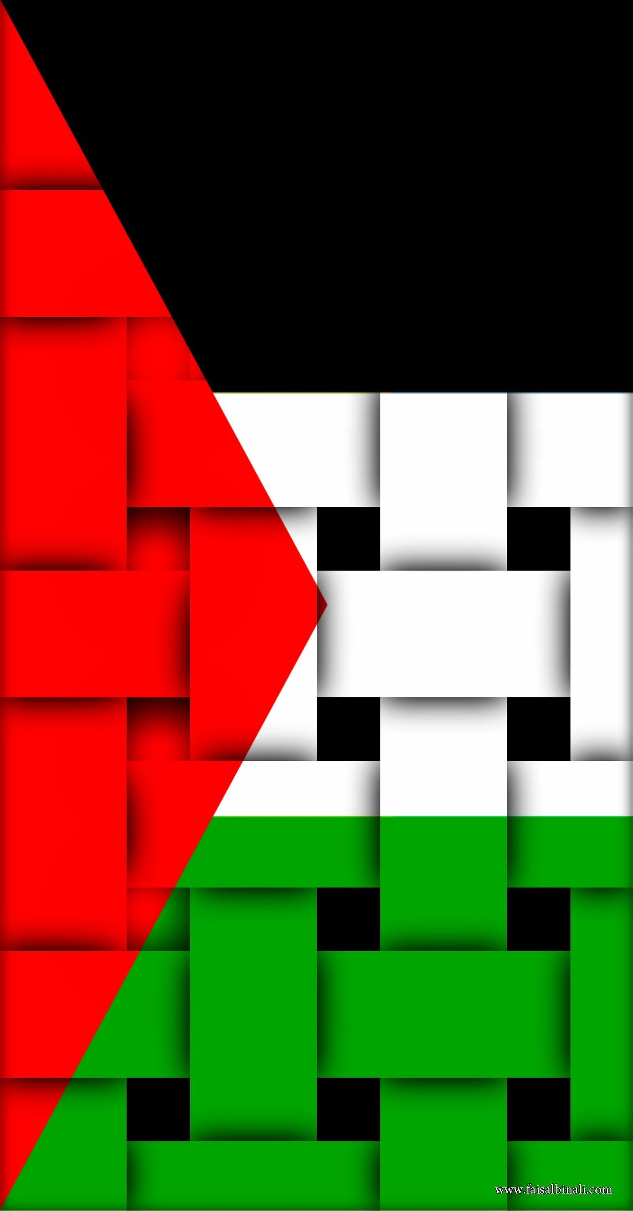 Palestine flags artwork wallpapers for smartphones tablets and laptops penyimpanan - Palestine flag wallpaper hd ...