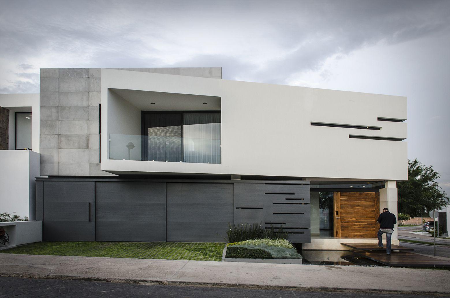 Casa María / Arkylab | Ville moderne, Façades et Maison moderne