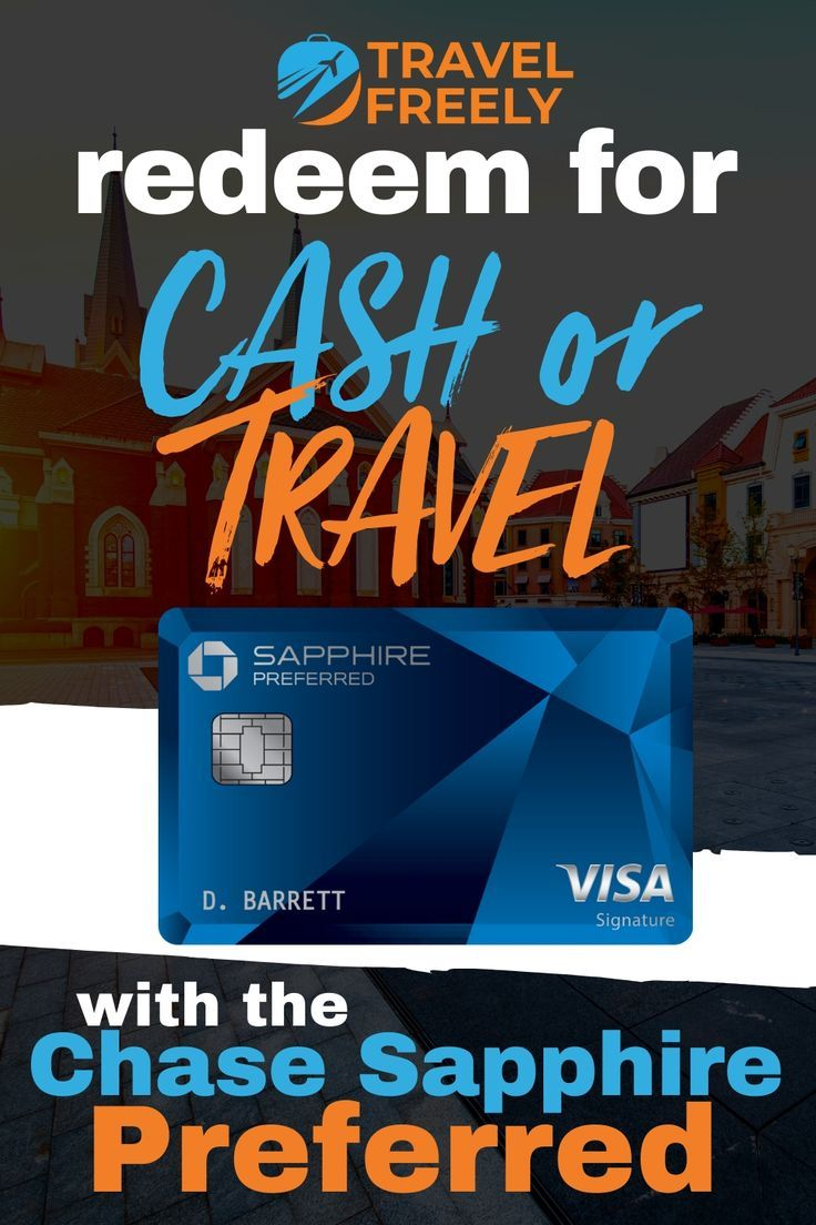 Chase sapphire preferred complete guide travel freely