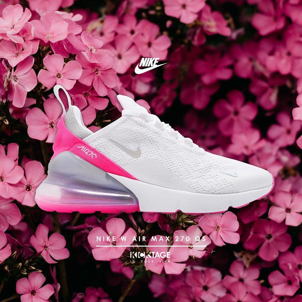 Nike Air Max 270 W shoes pink
