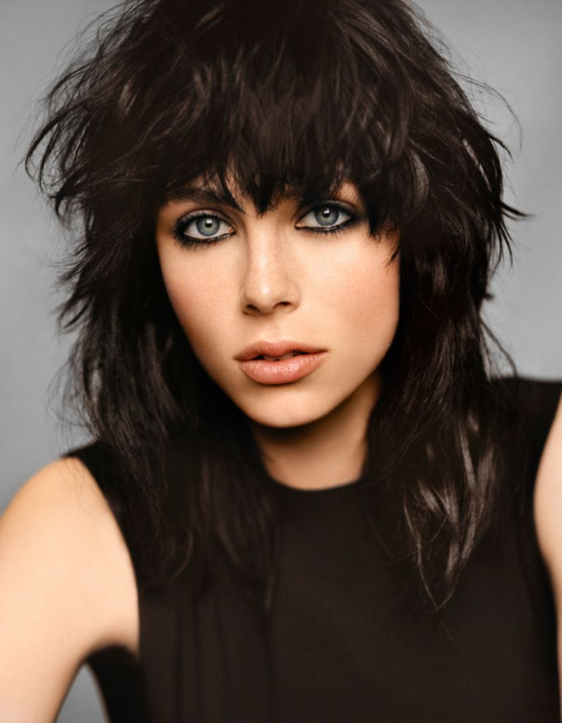 Edie Campbell Coiffure Cheveux Courts Tendance Coiffure 2016