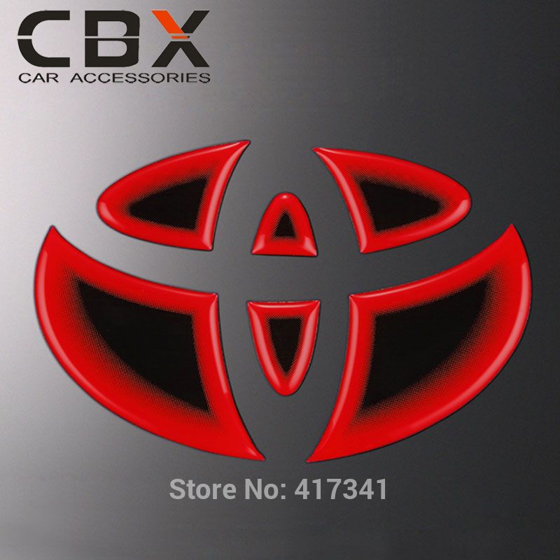 Aliexpress Com Buy Toyota Reiz Prius Crown Heat Emblem Sheet