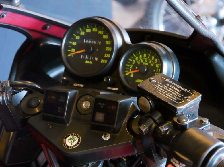 Lenkkopflager Kawasaki GPZ 750
