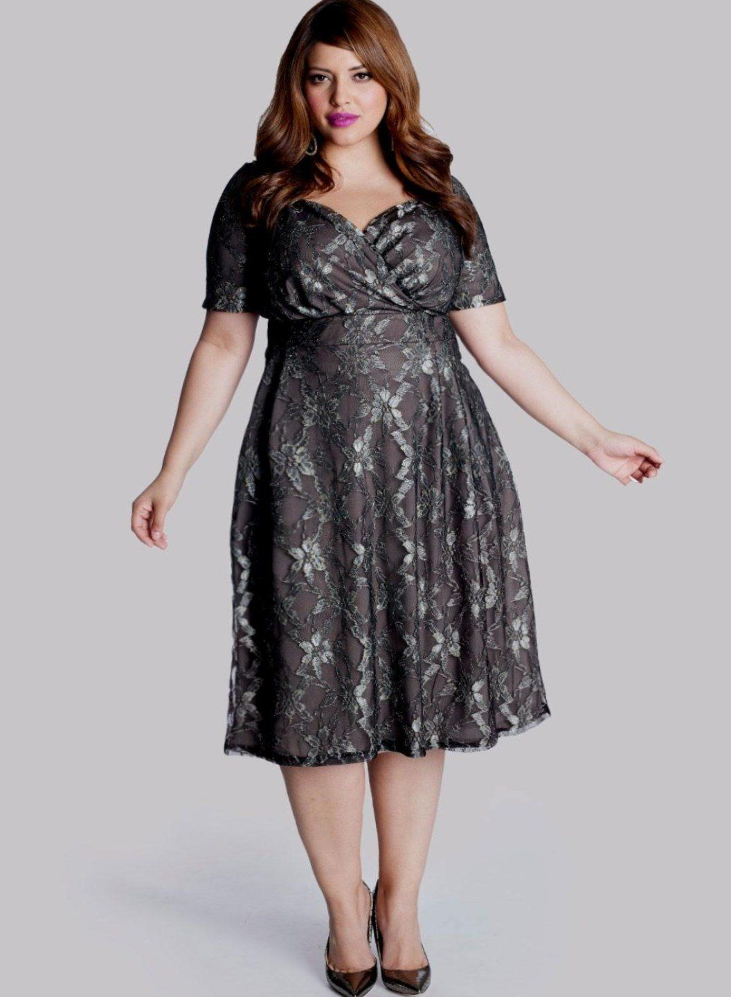 0a6172b1fae Fall Cocktail Plus Size Dresses 2018 - PlusLook.eu Collection ...