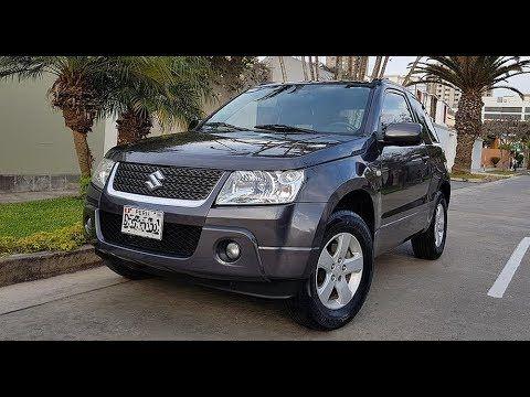 Vendido Suzuki Grand Vitara 4x4 1 6l 2012 Excelentes Condiciones