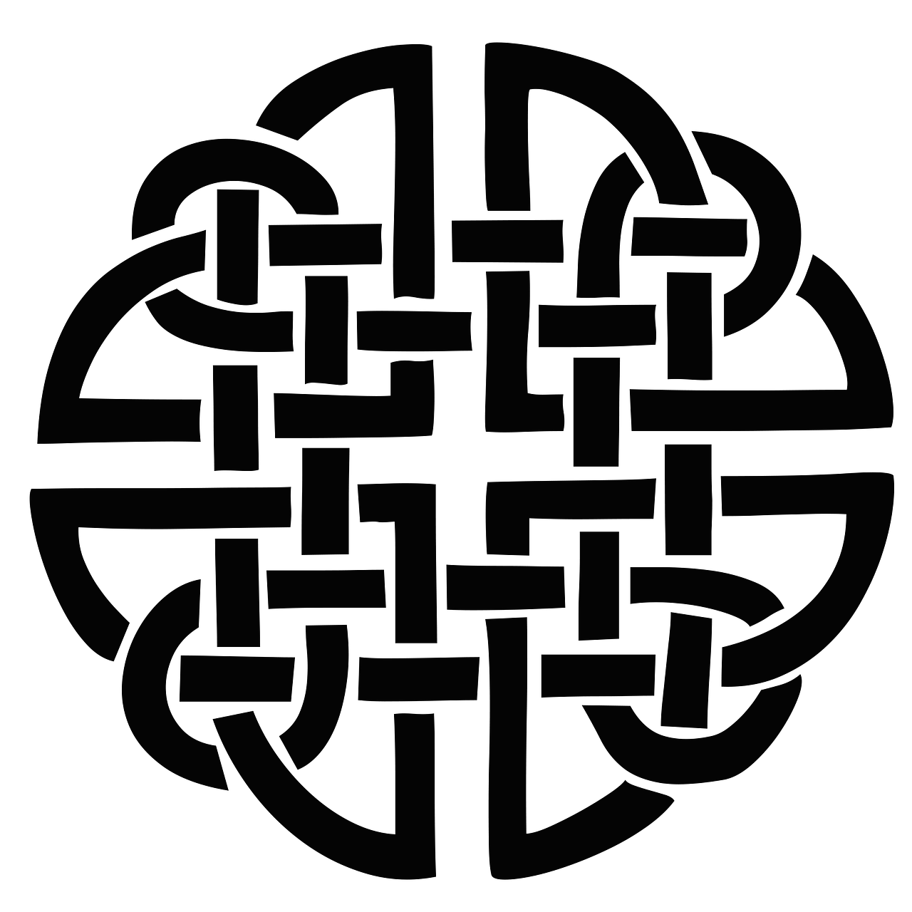 Free Image On Pixabay Celtic Knot Silhouette Shape Celtic Symbols Celtic Symbols And Meanings Celtic Knot Meanings