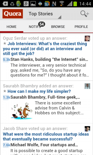 Quora Mobile For It Recruiters And Job Seekers Job Seeker