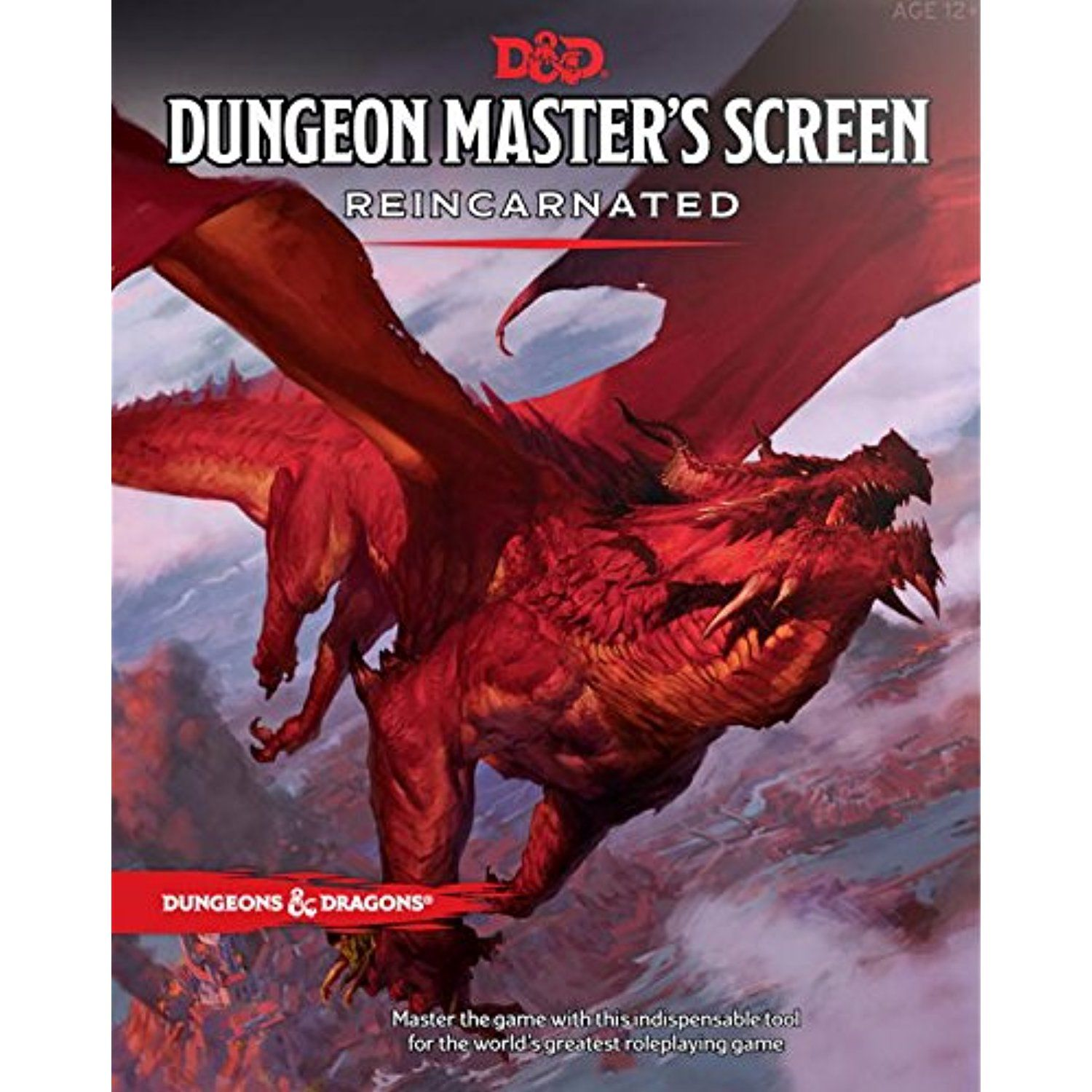 Dungeon Master's Screen Reincarnated -- Check out the image by visiting the  link. (This is an affiliate link) #Books