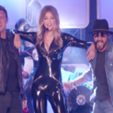 Top Pick: This Gigi Hadid And Backstreet Boys Performance On Lip Sync Battle Is Real $@!#% And Nostalgia $@!#% City #bestofweek