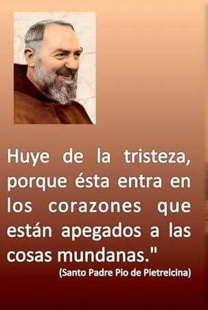 Mis Amigos Los Santos Frases De Padre Pio Padre Pío Y
