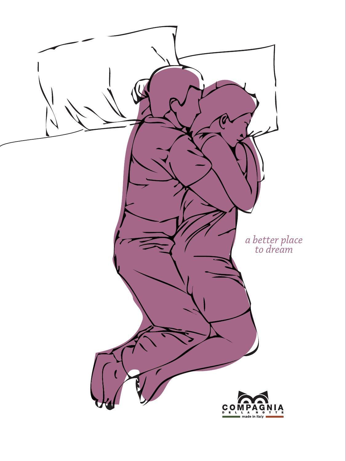 Compagnia della notte - catalogo materassi 2012 | Pinturas