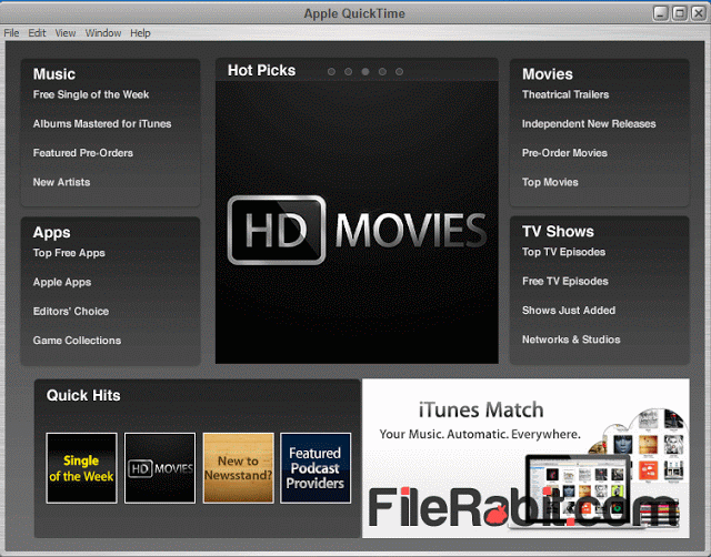 Download QuickTime Player Edit music, Hd movies