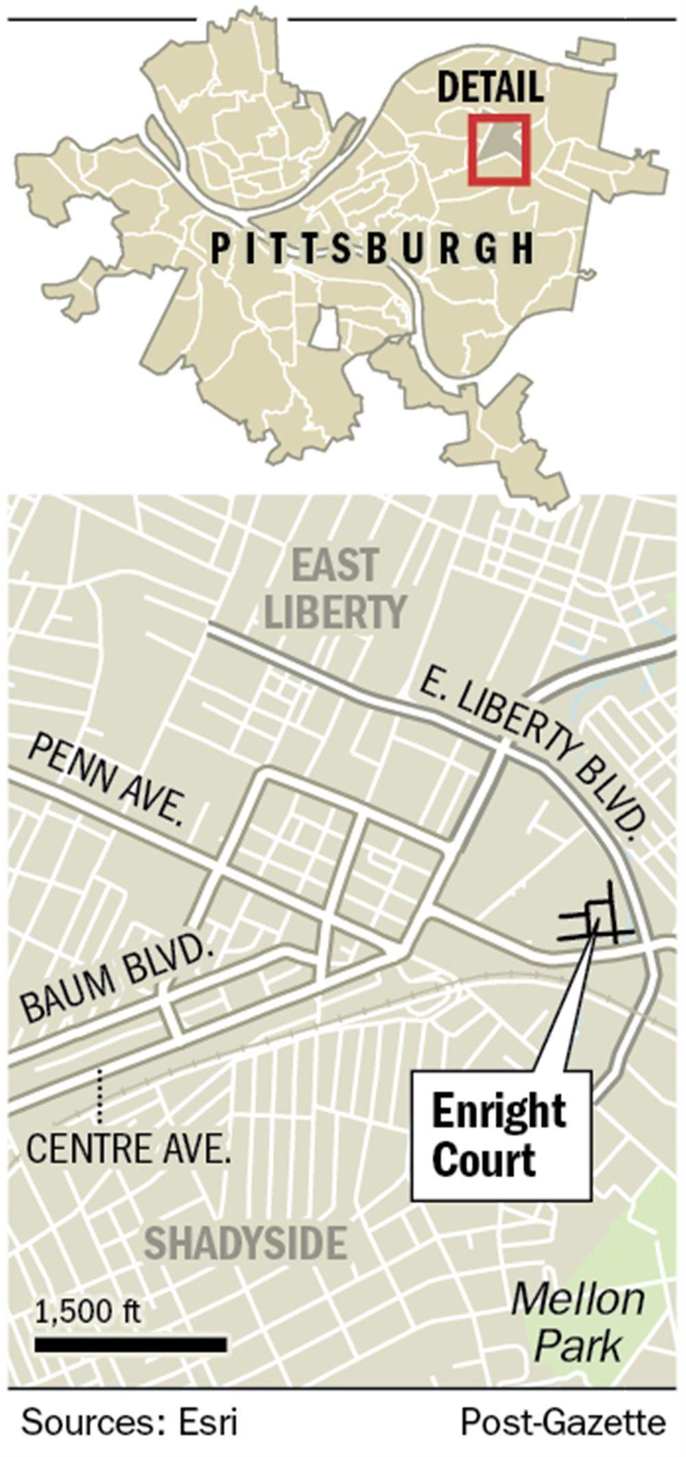 East Liberty's Enright Court remains a modest success