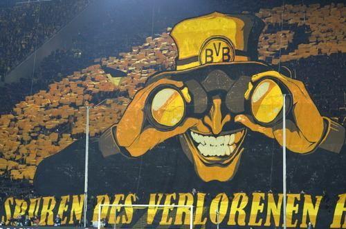 Signal Iduna Park Football Ticket European Football Dortmund