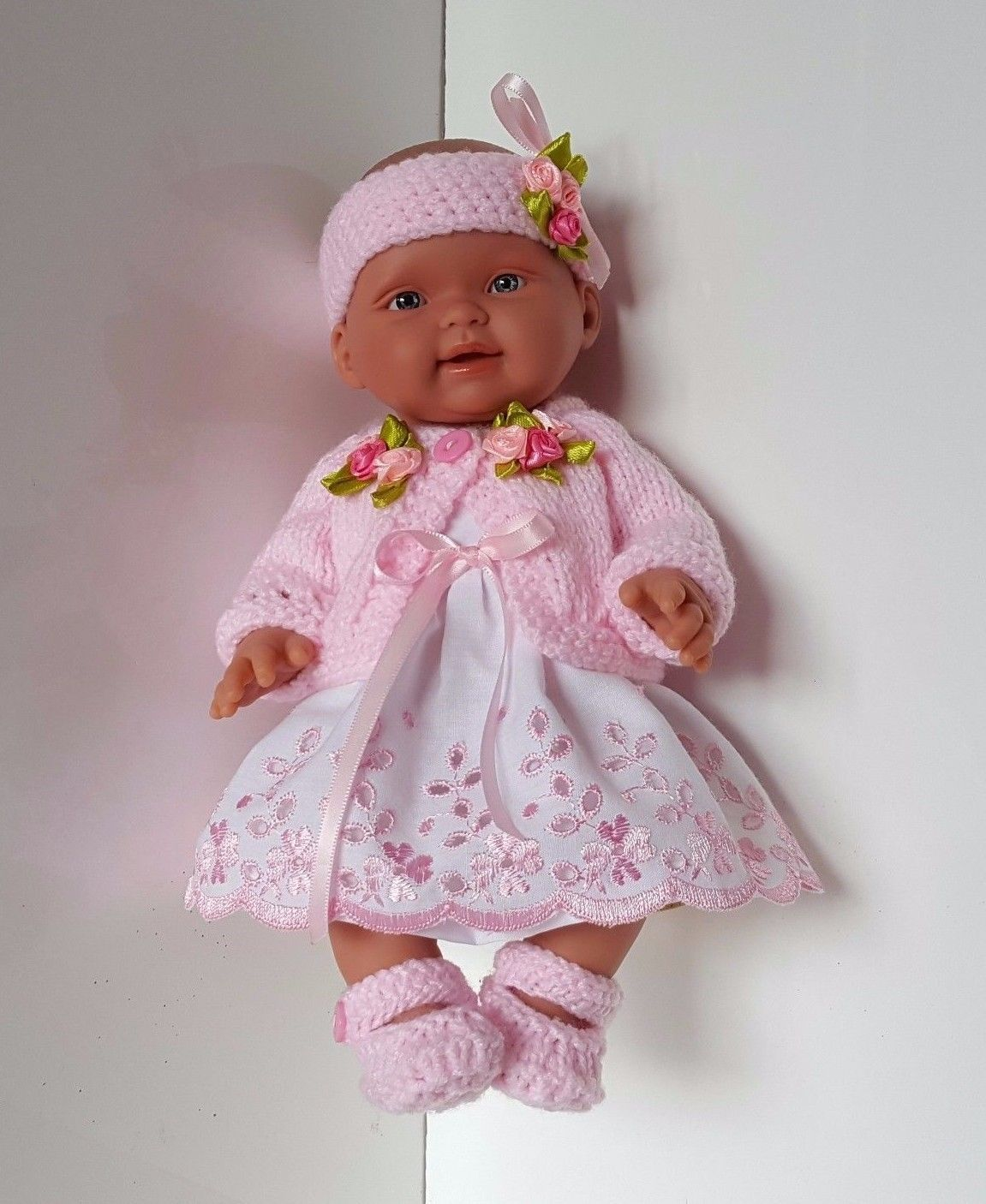 Handmade Baby Dolls Clothes for 10\