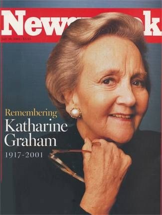 Image result for katherine graham magazine cover