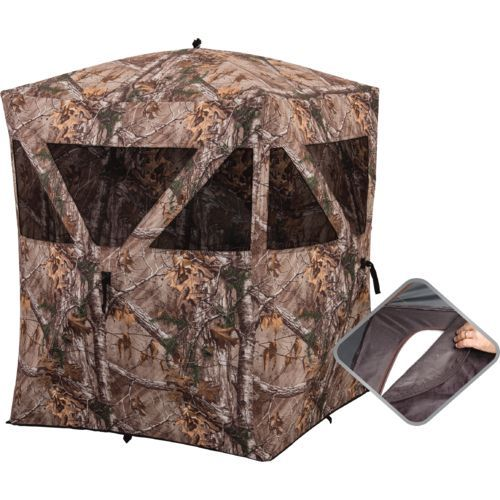 Ameristep Care Taker Ground Blind With Floor Stuff To Buy