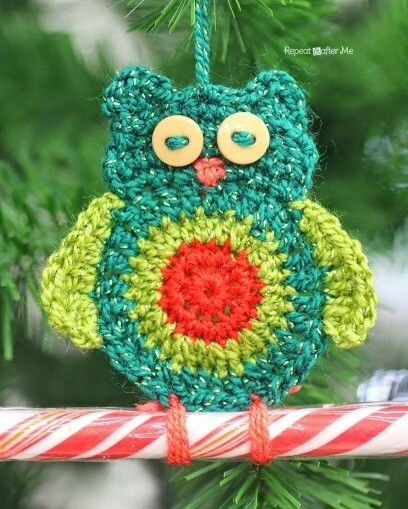 Tree Ornament | Crocheting and Knitting, life\'s best stress reliever ...