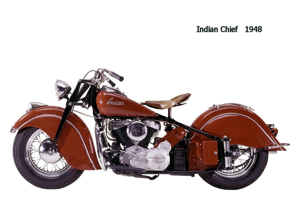 1947 indian chief - Google Search | Indian motorbike ...