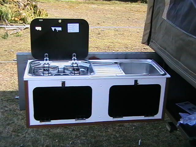 Google image result for for Campervan kitchen ideas