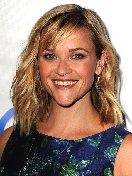 Reese Witherspoon Medium Hairstyles