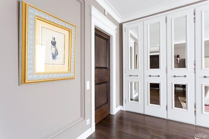 дизайн интерьера квартиры в стиле неоклассика 5