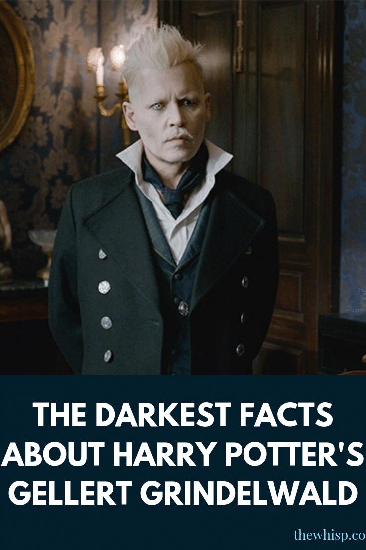 Harry Potter 40 Gellert Grindelwald Facts That Will Blow Your Mind Harry Potter Facts Harry Potter Actors Harry Potter Characters